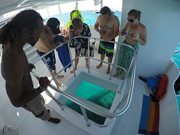 Glass Bottom Boat Barbados