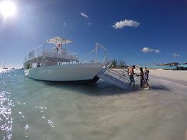 Glass Bottom Boat Barbados