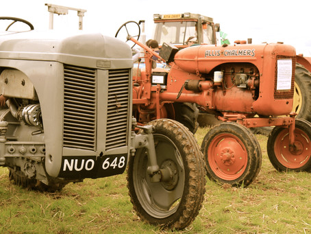 TOP 5 TIPS FOR STORING CLASSIC TRACTORS OVER WINTER
