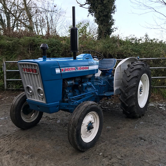 Ford Force 3000