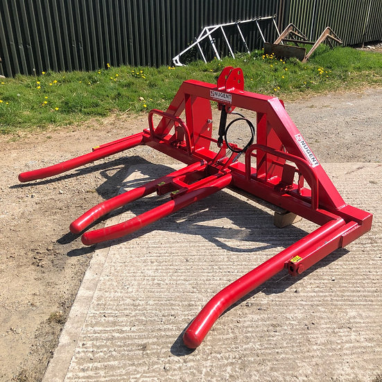 Nugent Twin Bale Lifter