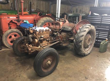 Vintage Tractor Restoration - Part 3