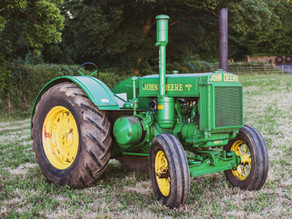 John Deere Model D - Classic Tractor Collection