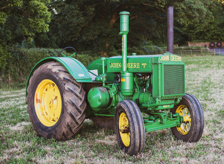 John Deere Model D - Classic Tractor Collection