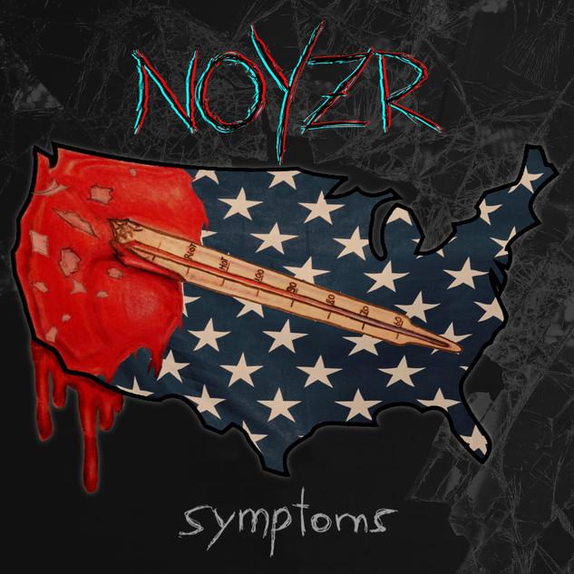 NOYZR Symptoms Cover