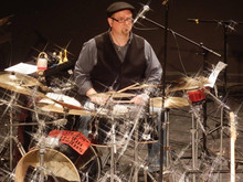 UNSUNG HEROES - Mark Fredericks, long time pit musician and percussionist extraordinaire.