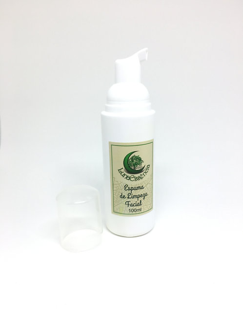 Espuma Limpeza Facial 100ml