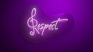 RESPECT! a virtual concert logo