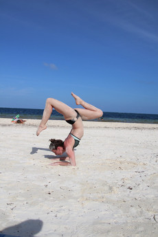 Erin inversion at the beach