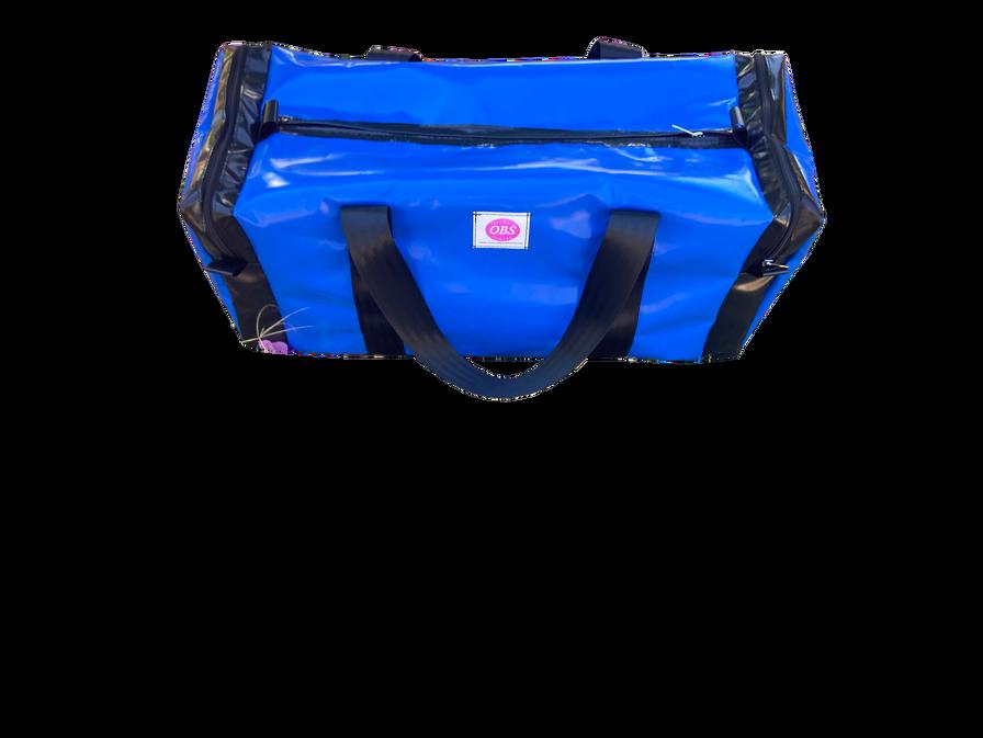Medium gear bag end pockets