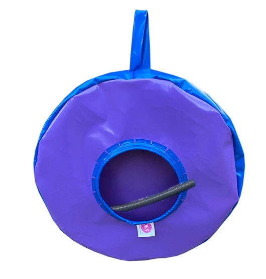 Grey water hose bag