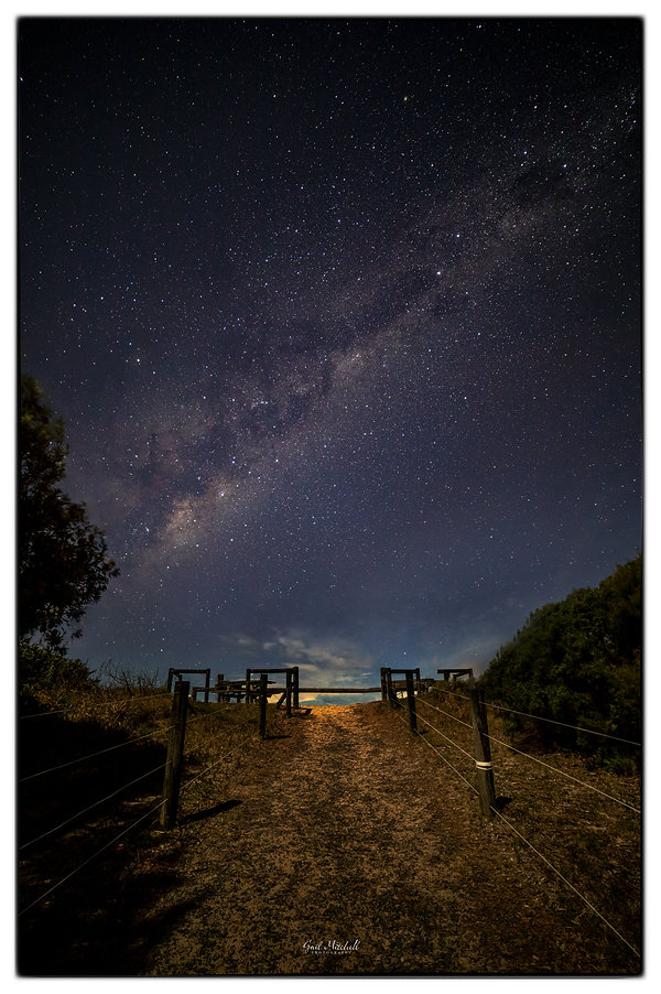 Myall Coast Tours eco tours stars in the night sky