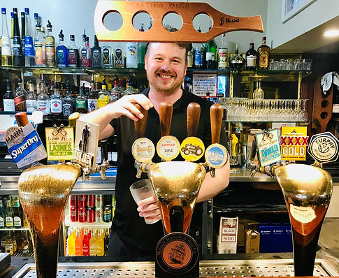 Myall Coast Tours Commercial Hotel at Morpeth historic pub with warm atmosphere
