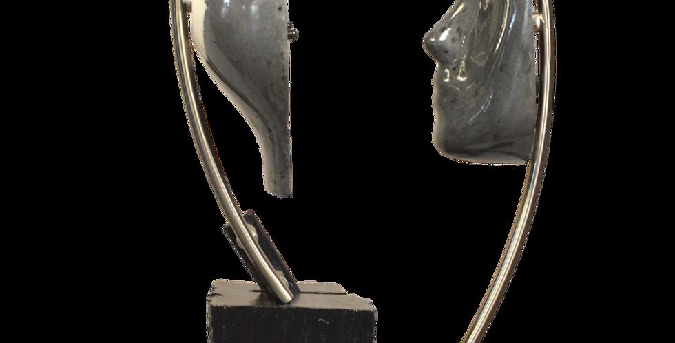 atelier fabrice / sculptures lumineuses / Prométhée-9