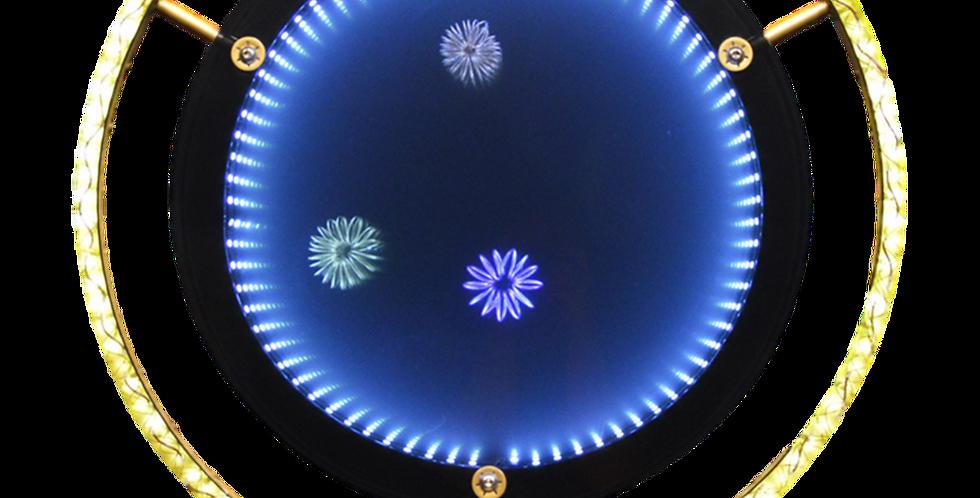 atelier fabrice / sculpture lumineuse / poltergeist 1