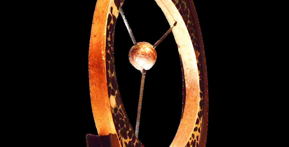 atelier fabrice / sculpture lumineuse / orionis 1