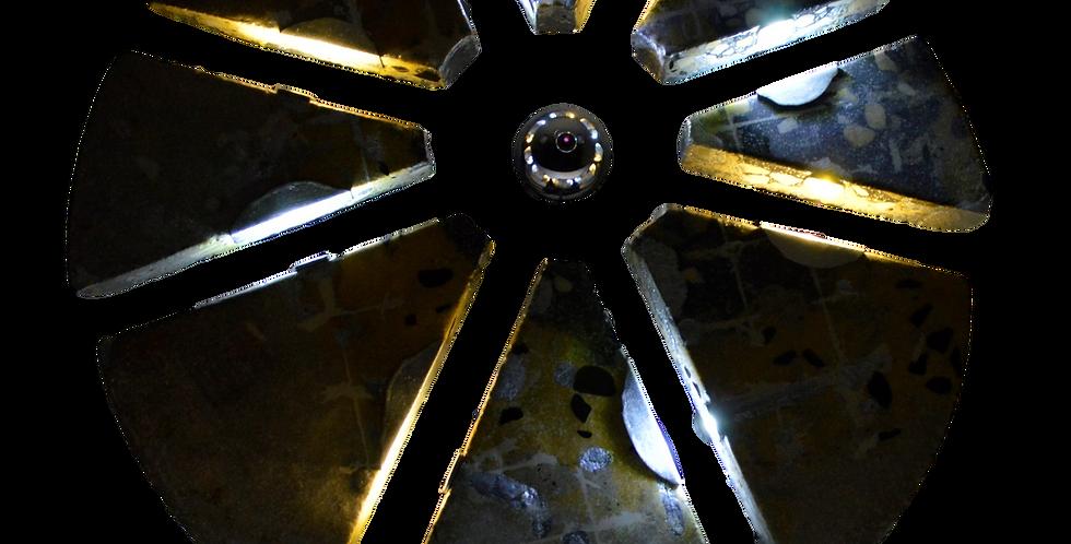 atelier fabrice / sculpture lumineuse / andromédéa andromedea 5