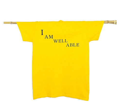 I Am Well Able T-shirt