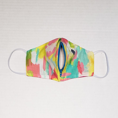 Zipper Mask (Click to view print options and colors)