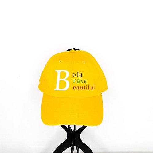 Bold-Brave-Beautiful - Baseball Cap