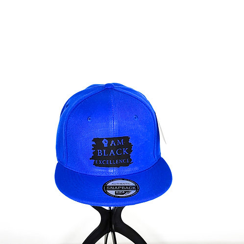 I Am Black Excellence -Snap back hat