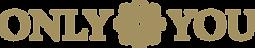 Only You Logo Fusszeile