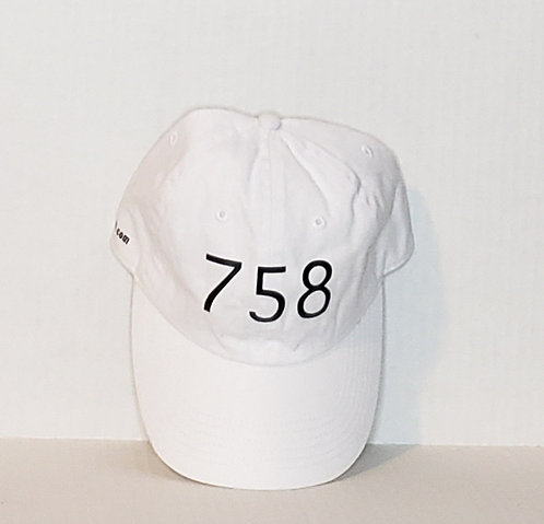 758 Logo Hats (Click for various color options)