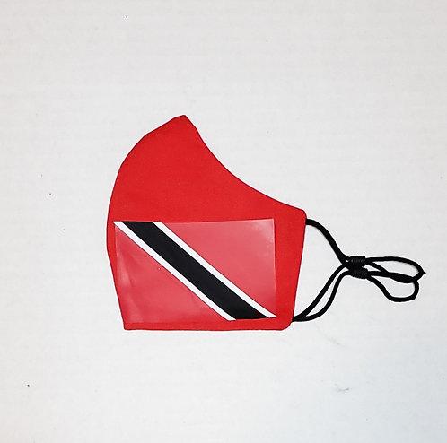 Trinidad & Tobago Flag Protective Mask