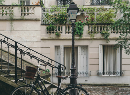 Having a property in Paris