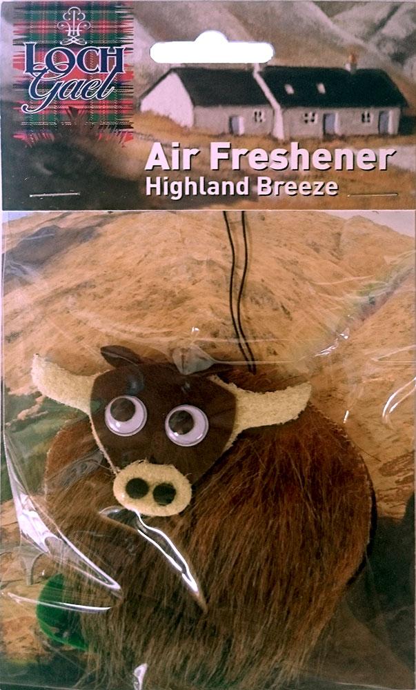 AF3 Loch Gael Cow Air Freshener