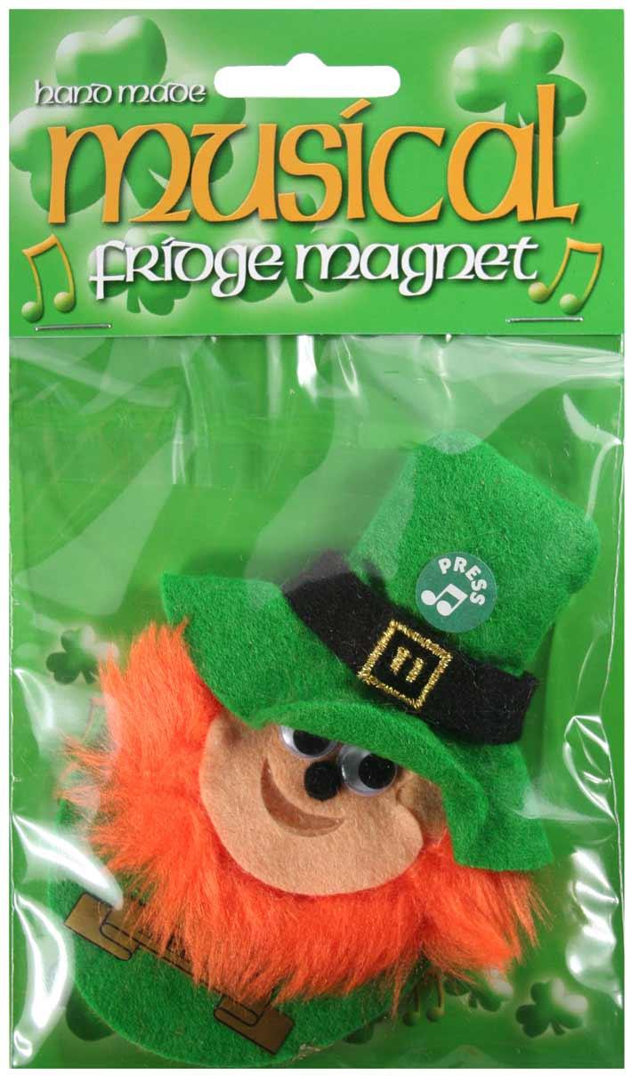 Irish Musical Fridge Magnet
