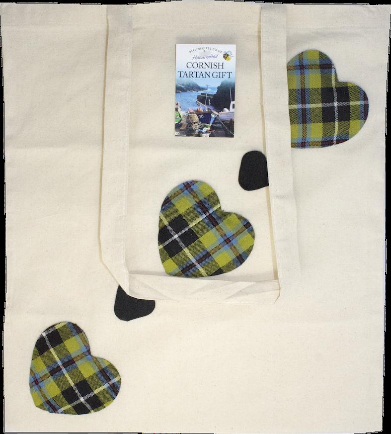 Cornish tote bag