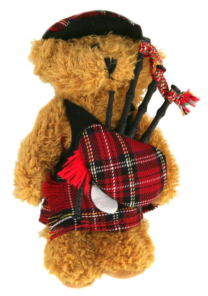 "Non Musical 5"" Sparkie Teddy"