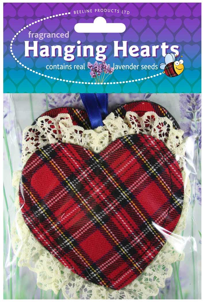Scottish Hanging Heart