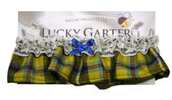 Cornish Lucky Garter