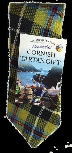 Cornish Tartan Tie