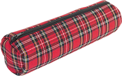 Tartan Pencil Case