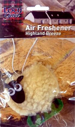 AF2 Loch Gael Sheep Air Freshener Code