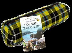 Cornish Tartan Pencil Case