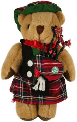 Large Musical Teddy Bear