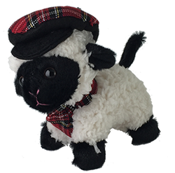 Scottish Tartan Sheep