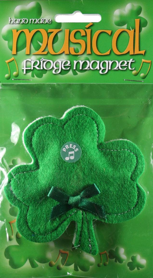 Irish Musical Fridge Magnet_edited