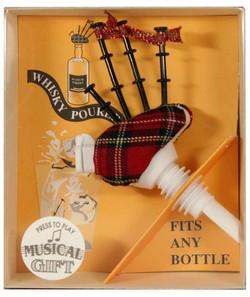 Musical Whisky Bottle Pourer