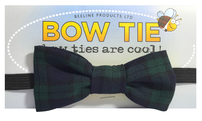 Black Watch Tartan Bow Tie