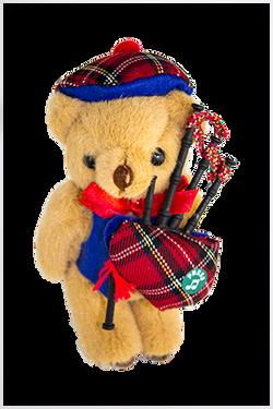 17 5in Piper bear