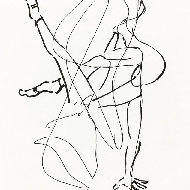 Falling Gesture