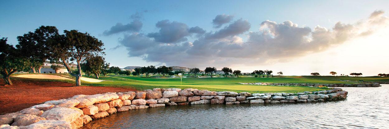 Cyprus, Elea golf course
