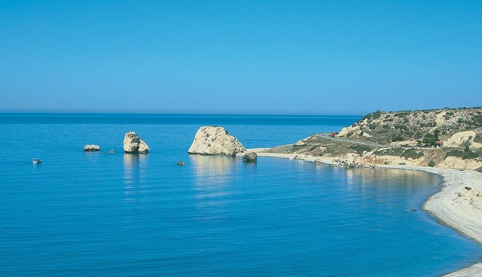 Paphos, petra tou romiou