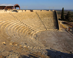 Ancient Kourion Odeon