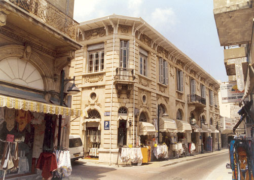 old limassol city